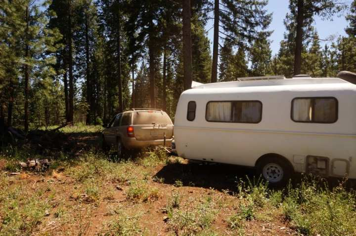 Boondocking locations 2