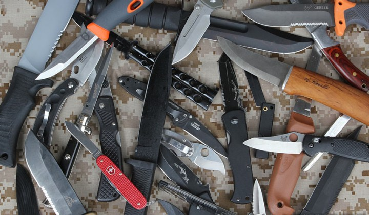 Choosing your best knife among many