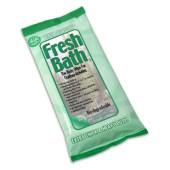 Fresh bath wipes