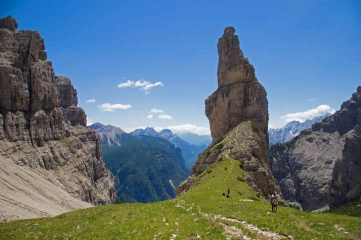 Beautiful Treks in the North of Italy 2