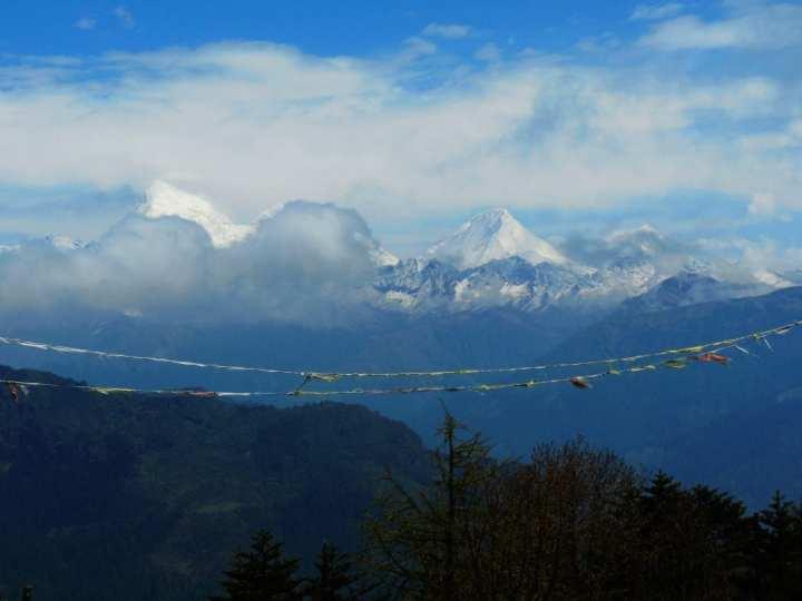 Trekking in Bhutan 6