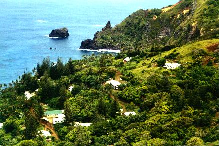 The natural beauty of Pitcairn Island 11