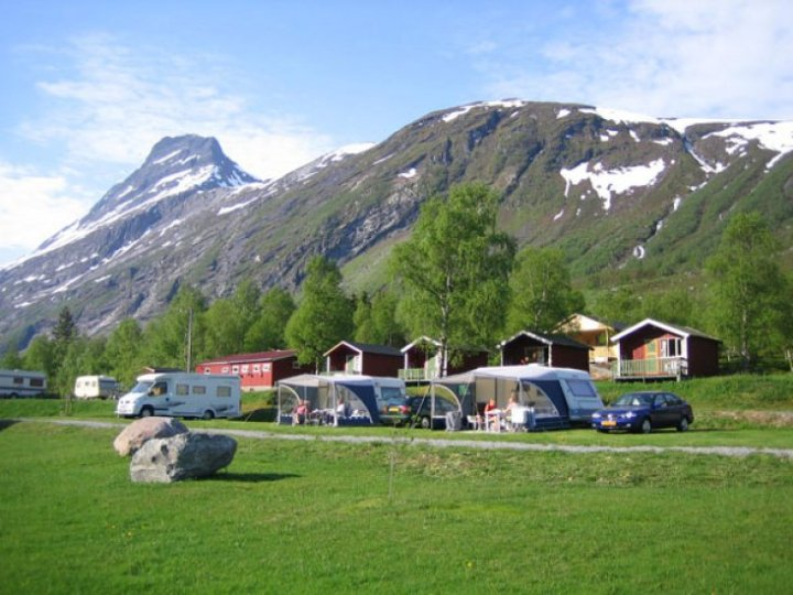 Best Campsites in Norway 1