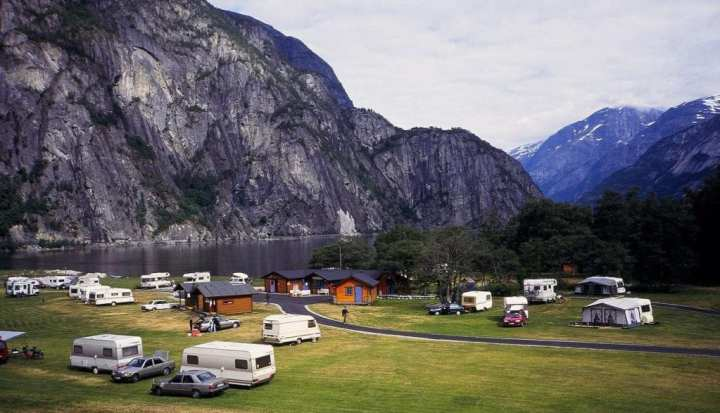 Best Campsites in Norway 2