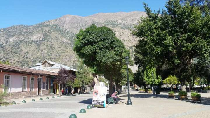 Andes mountains 17