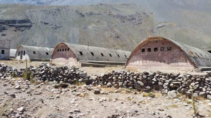 Andes mountains 21