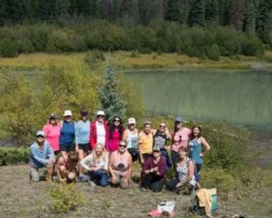 Camping for Women at Sombrilla Ranch