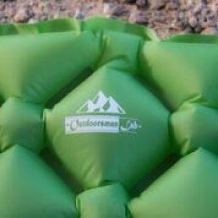 Outdoorsman sleeping pad