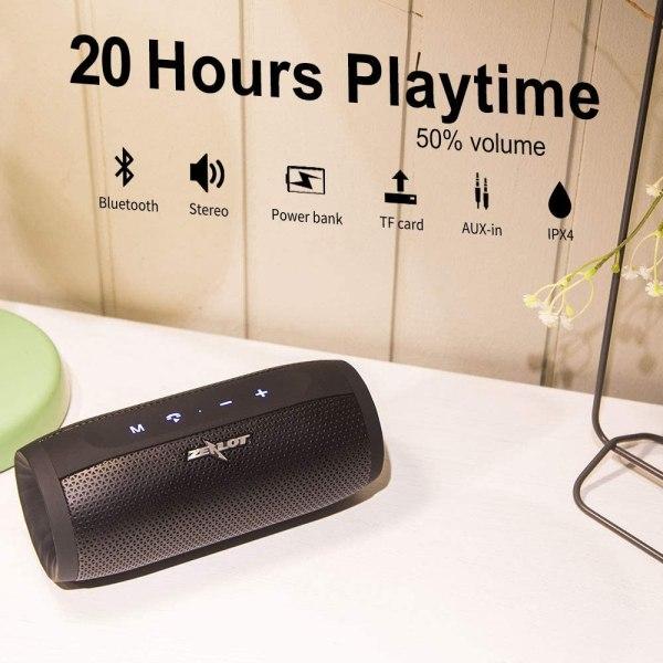Bluetooth Lautsprecher und 4000mAh Powerbank