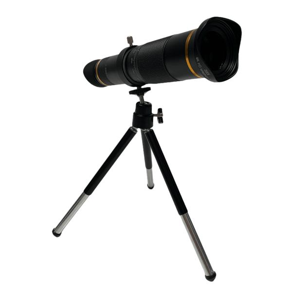4K HD Teleskop - Fernglas mit Mini-Stativ