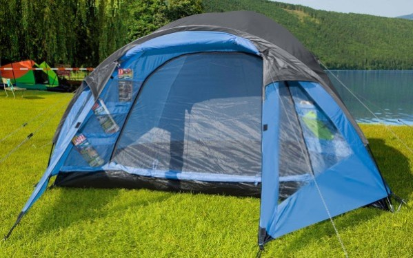 Campingzelt Berger Kiwi NZ 2 Kuppelzelt