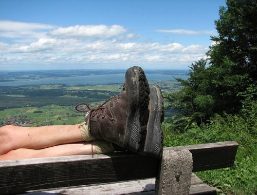 Image of the best hiking boots