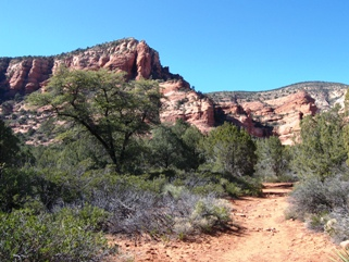 Image of Fay Canyon Trail