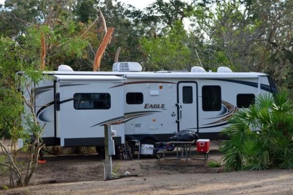 Image of free camping