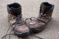 Image of How much do hiking boots weigh