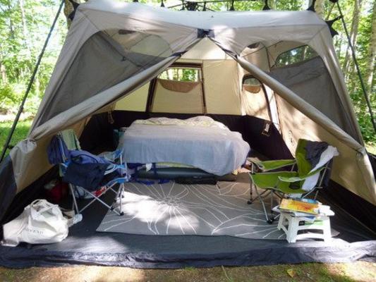 Coleman 8 Person Instant Tent Review