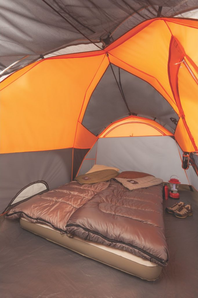 The Coleman Yarborough Pass 6 Tent Has Bad Zippers REVIEW  Camping Mastery