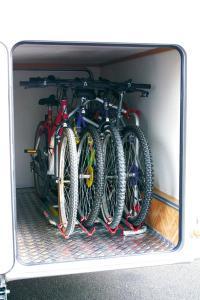 Fiamma sykkelstativ Carry-Bike Garage Plus - CampingNett