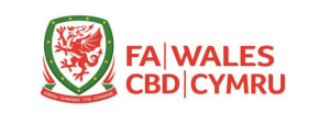 Football Association of Wales Logo for Camp Cardiff