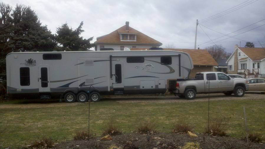 Open Range H397 RGR from Lerch RV