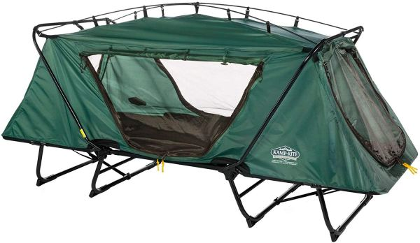 best camping cot for two