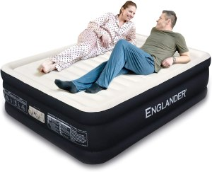 best inflatable camping bed