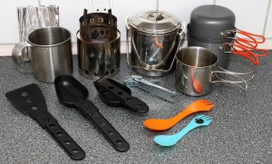 cooking gear