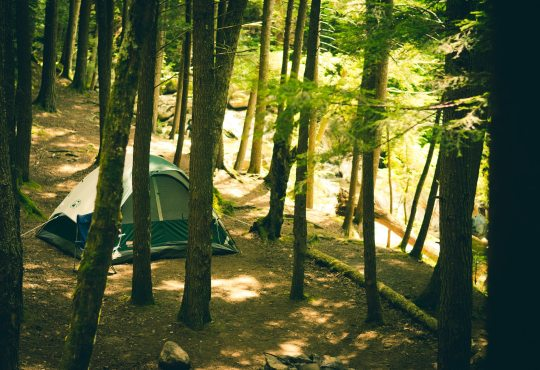 How to Keep A Tent Cool During the Hotter Months