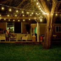Outdoor Patio String Lights Commercial ...