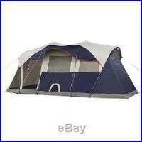 Family Hiking Cabin Tent 6-Person Coleman All Season ...