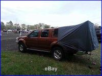 TENT TO SUIT ANY DUAL CAB STYLESIDE UTE WITH A CANOPY IN ...