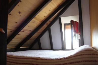 adosada cama
