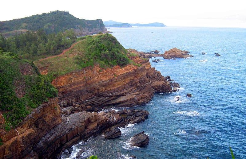 Cau My Rock - Coto island
