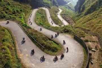 ha giang loop motorbike