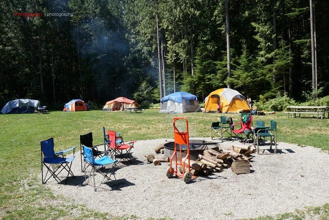 Son Tinh Campsite