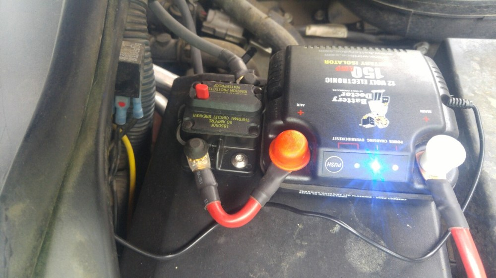 medium resolution of  auxiliary battery for refrigerator unofficial camp inn forum on battery tester wiring diagram 12v