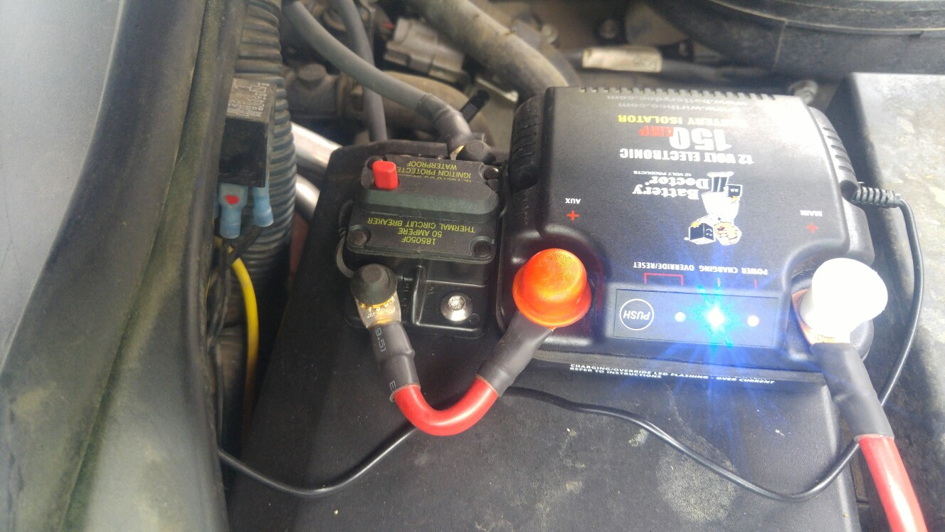 hight resolution of  auxiliary battery for refrigerator unofficial camp inn forum on battery tester wiring diagram 12v