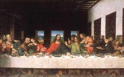 L'Ultima Cena interpretata da grandi pittori
