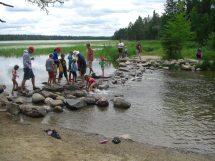 Lake Itasca Park Rapids MN