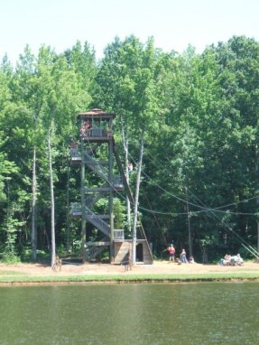 Climbing Tower Side