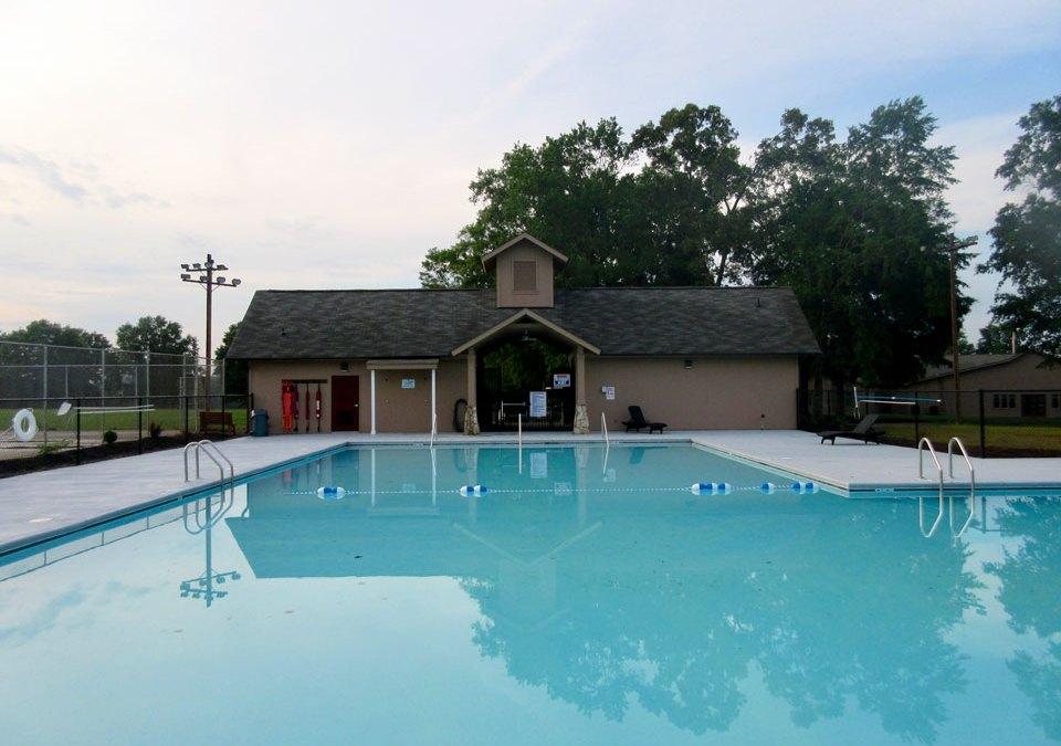 Camp Oak Hill Swimming Pool