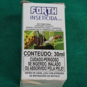 FORTH INSETICIDA – CONCENTRADO – 30ML
