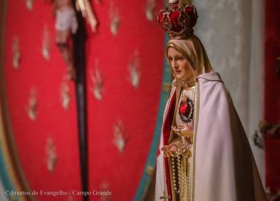 Consagração à Nossa Senhora