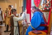 Missa em honra a Nossa Senhora Aparecida