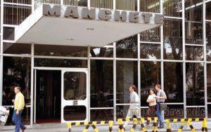 Sede da Bloch Editores e da Rede Manchete de Televisão no Rio de Janeiro – Foto: Divulgação