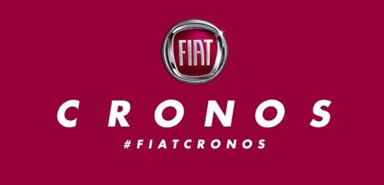 Fiat anuncia o nome de seu novo sedã: Cronos (Foto: Reprodução)