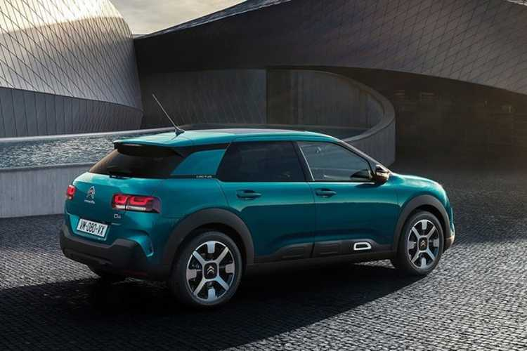 Citroën C4 Cactus Brasileiro já terá o Facelift
