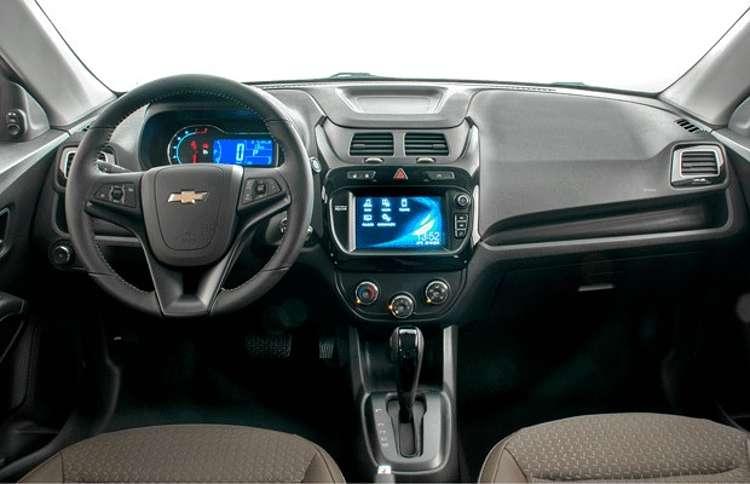 Chevrolet Cobalt 2019 (Foto: Divulgação)