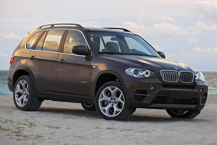 BMW X5 2011 (Foto: Divulgação)