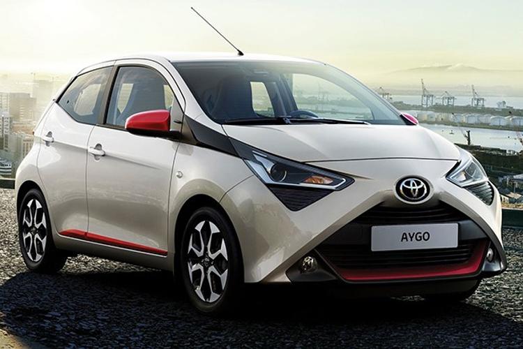 Toyota Aygo é o Etios da Europa, mas é menor e voltado para cidade (Foto: Divulgação)